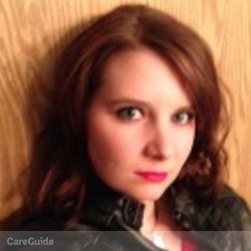 Canadian Nanny Provider Alexandra 'Ali' G's Profile Picture
