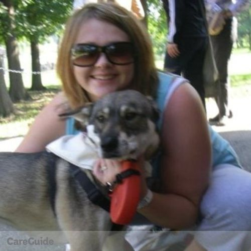 Pet Care Provider Hillary Blaney's Profile Picture