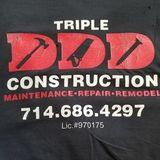 Triple D constructionMaintaince, repair & remodelDaniel Dobens