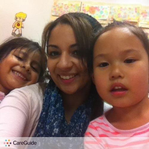 Child Care Provider Hajar Bencherki's Profile Picture