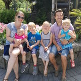 Looking for a full-time (live out) nanny who loves kids because we have four!