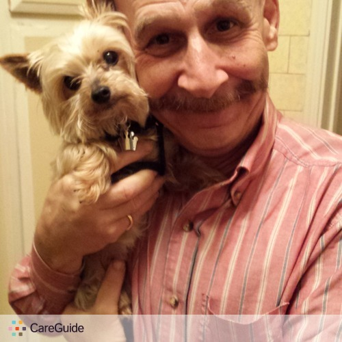 Pet Care Provider Marc Weil's Profile Picture