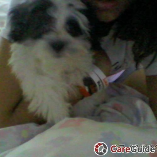 Pet Care Provider Iara F's Profile Picture