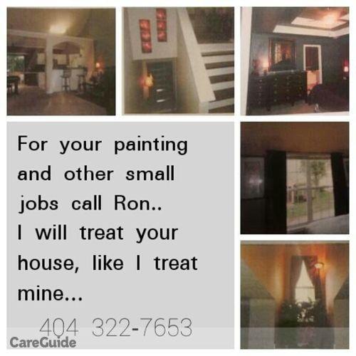 Painter Provider Ron C's Profile Picture