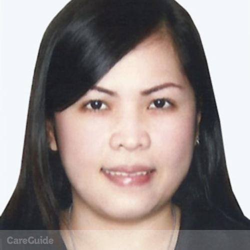 Canadian Nanny Provider Jennifer Pastor's Profile Picture