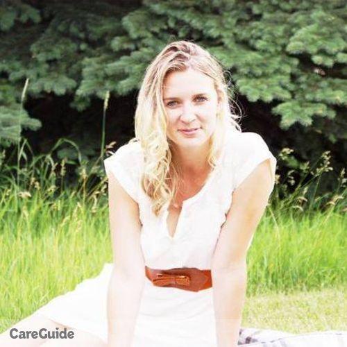 Canadian Nanny Provider Kristin Jeffs's Profile Picture