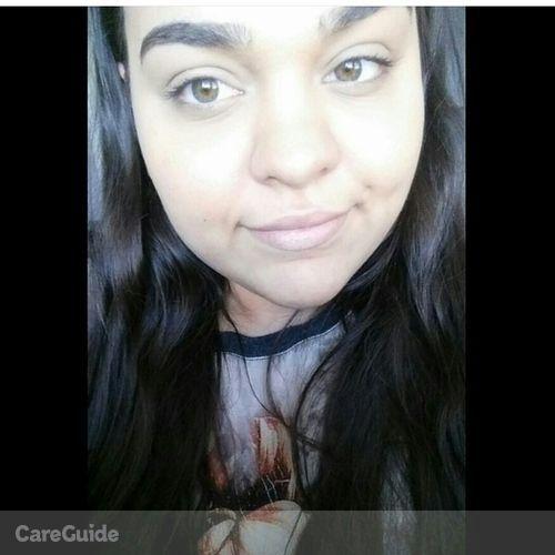 Canadian Nanny Provider Sabrina Ferreira's Profile Picture