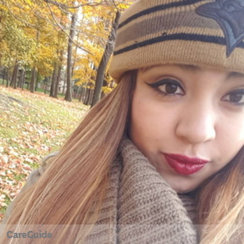 Canadian Nanny Provider Angie Barreno's Profile Picture