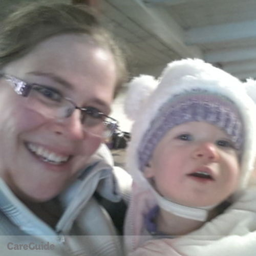 Canadian Nanny Provider Bailey M's Profile Picture
