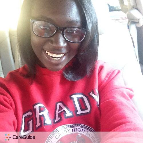 Child Care Provider Kiana Stuckey's Profile Picture