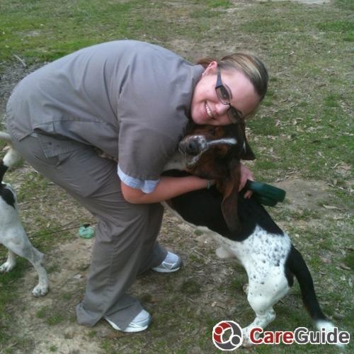 Pet Care Provider Rebecca Wallace's Profile Picture