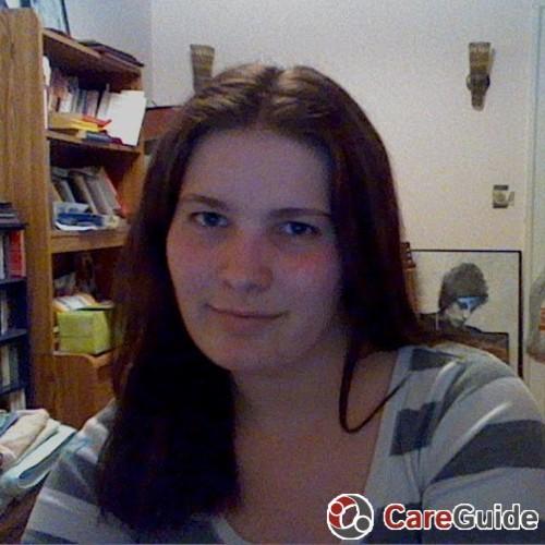 Child Care Job Amanda B's Profile Picture