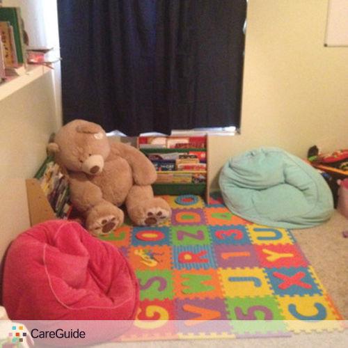 Child Care Provider Jay C's Profile Picture