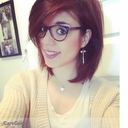 Canadian Nanny Provider Rebeca Moreno-Lacalle's Profile Picture