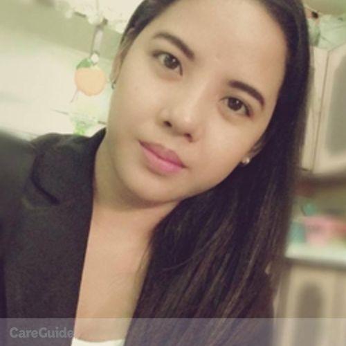 Canadian Nanny Provider Sheilo S's Profile Picture
