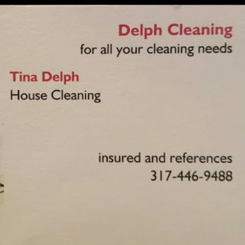 Housekeeper Provider Tina D Gallery Image 1