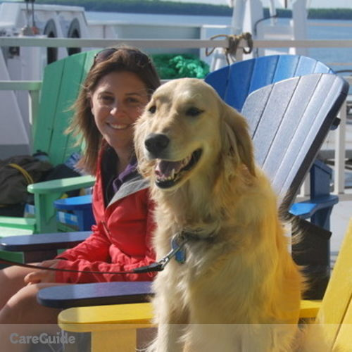 Pet Care Provider Caitlin Muirhead's Profile Picture