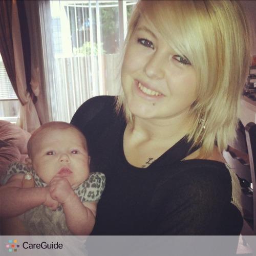 Child Care Provider Victoria Ferguson's Profile Picture