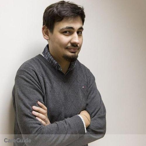Pet Care Provider Dmytro P's Profile Picture