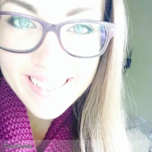 Canadian Nanny Provider Erin Hart's Profile Picture