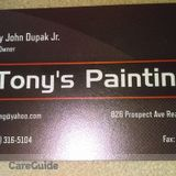 Painter in Scranton