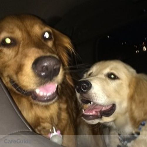 Pet Care Provider Cami B's Profile Picture