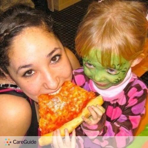 Child Care Provider Ana Cristina Alcalde salas's Profile Picture