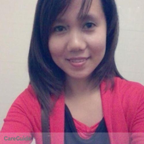 Canadian Nanny Provider Brenda Chi's Profile Picture