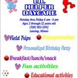 Daycare Provider in Lansing