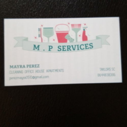 Housekeeper Provider Mayra Perez's Profile Picture