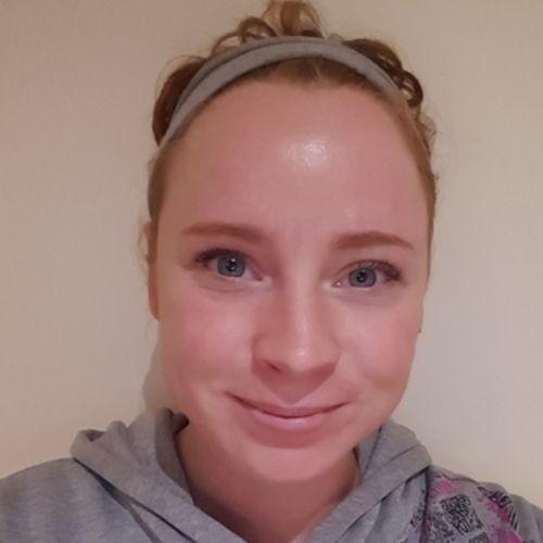 Canadian Nanny Provider Breanne Burch's Profile Picture