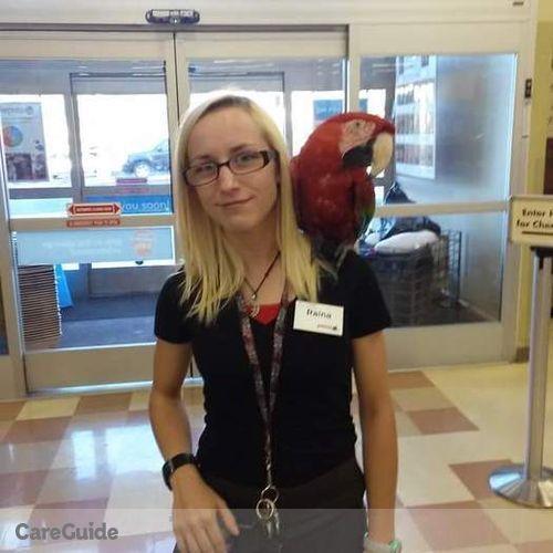 Pet Care Provider Raina Alexander's Profile Picture