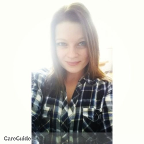 Canadian Nanny Provider Hayley B's Profile Picture