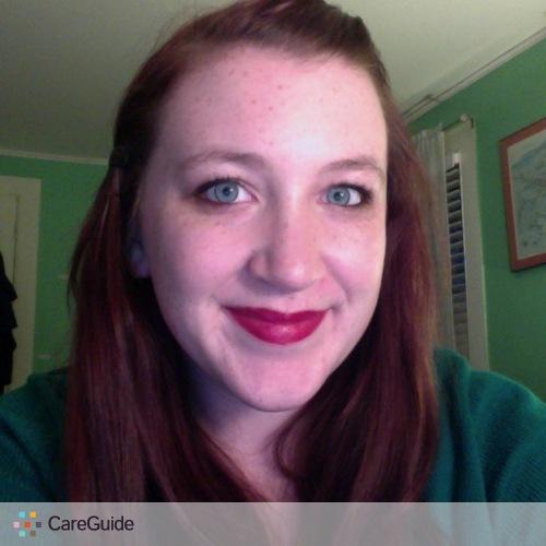 Pet Care Provider Morgan McCorkle's Profile Picture