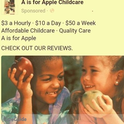 Child Care Provider Ashley Felton's Profile Picture
