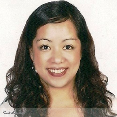 Canadian Nanny Provider Mary gryll Cayat's Profile Picture