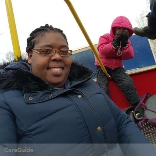 Canadian Nanny Provider Vernlla Jerome's Profile Picture