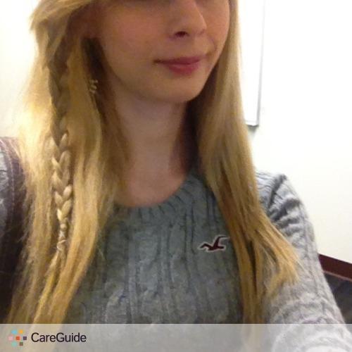 Child Care Job Karoline Hix's Profile Picture
