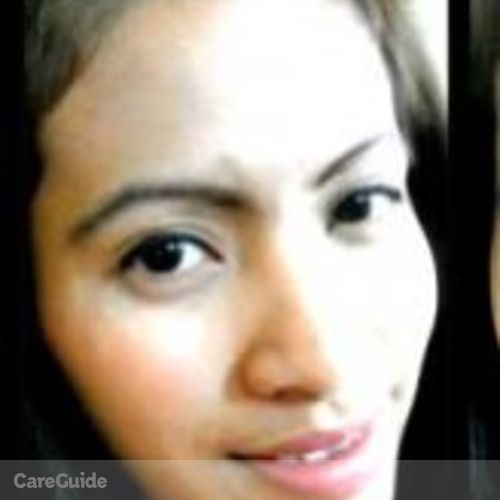 Canadian Nanny Provider Jennylyn Jimenez's Profile Picture