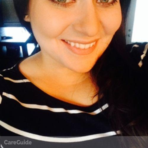 Canadian Nanny Provider Cassandra L's Profile Picture