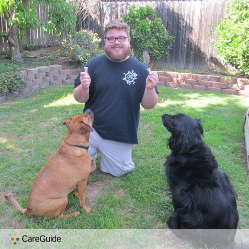 Pet Care Provider Joshua Selak's Profile Picture