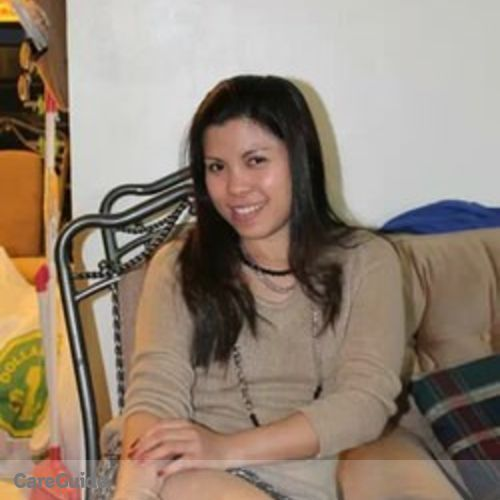 Canadian Nanny Provider Ritchelle Arraya's Profile Picture