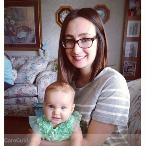 Canadian Nanny Provider Kaitlyn Kerekes's Profile Picture