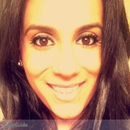Canadian Nanny Provider Tazmin Mitha's Profile Picture