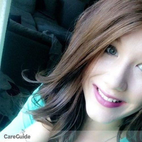 Canadian Nanny Provider Hailey W's Profile Picture