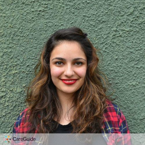 Child Care Provider Ghazal Azarbad's Profile Picture