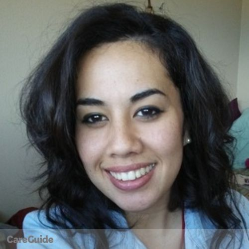 House Sitter Provider Samarah Falemalu's Profile Picture