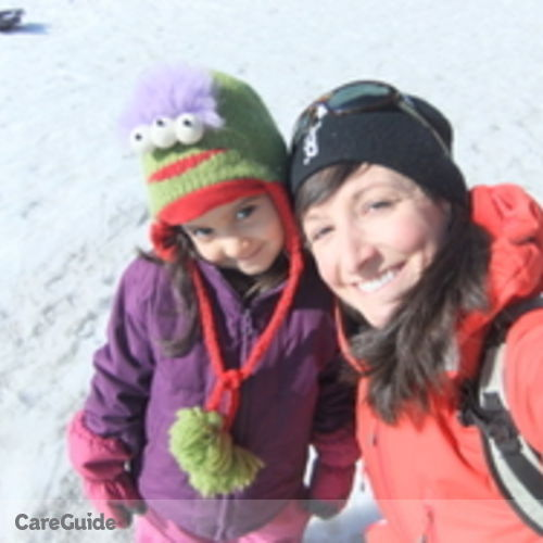 Canadian Nanny Provider Marie-France Mallet's Profile Picture