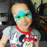 Dreams painted to life! Facepainting