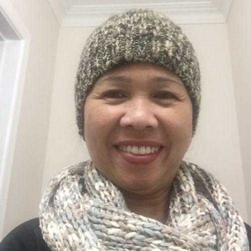Canadian Nanny Provider Edith W's Profile Picture
